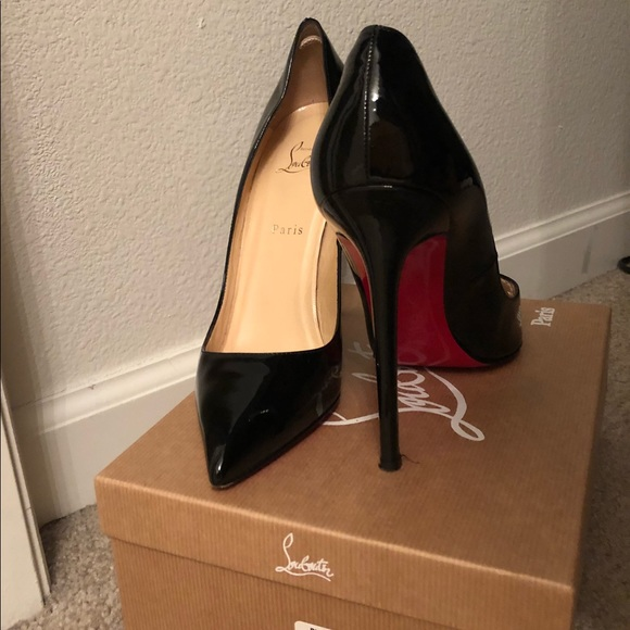 c0f19c2982b0 Christian Louboutin Shoes - Christian Louboutin Pigalle 120 Pumps